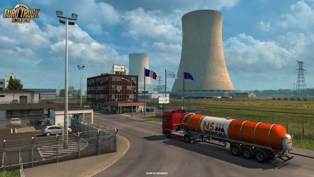 euro truck simulator 2 v1.32.3
