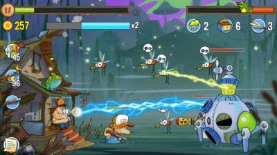 Cheat Swamp Attack Mod Apk