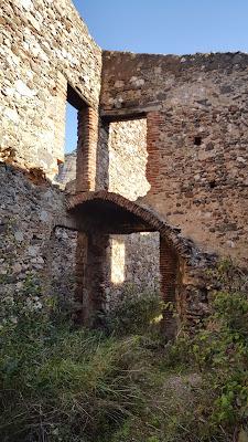 Interior masia la Calsina