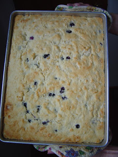 My Blueberry-Coconut Dream Cake in the pan.jpeg