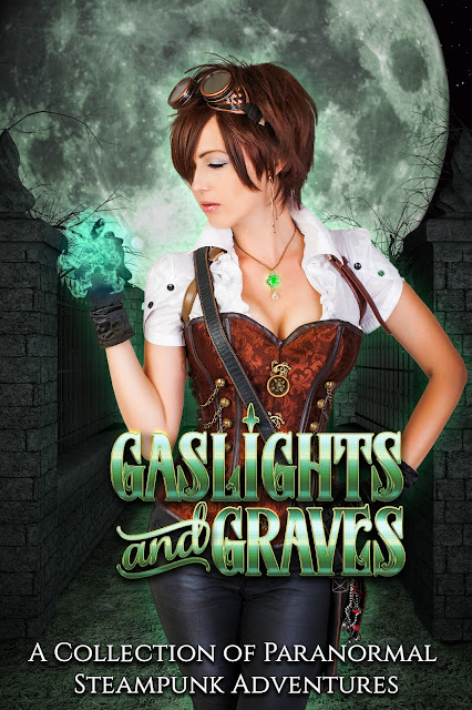 Cover Reveal: Gaslights and Graves box set