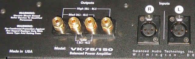 مكبر الصوت BAT VK-150SE