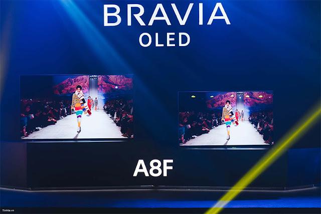 Tổng hợp các dòng tivi Sony năm 2018