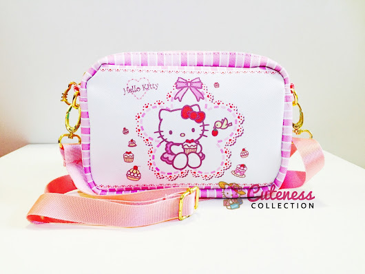 HELLO KITTY CHILDREN SLING BAG - CODE : HKCSB 06