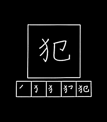 kanji offenses