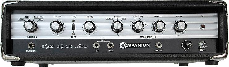 Companion Psychedelic Machine