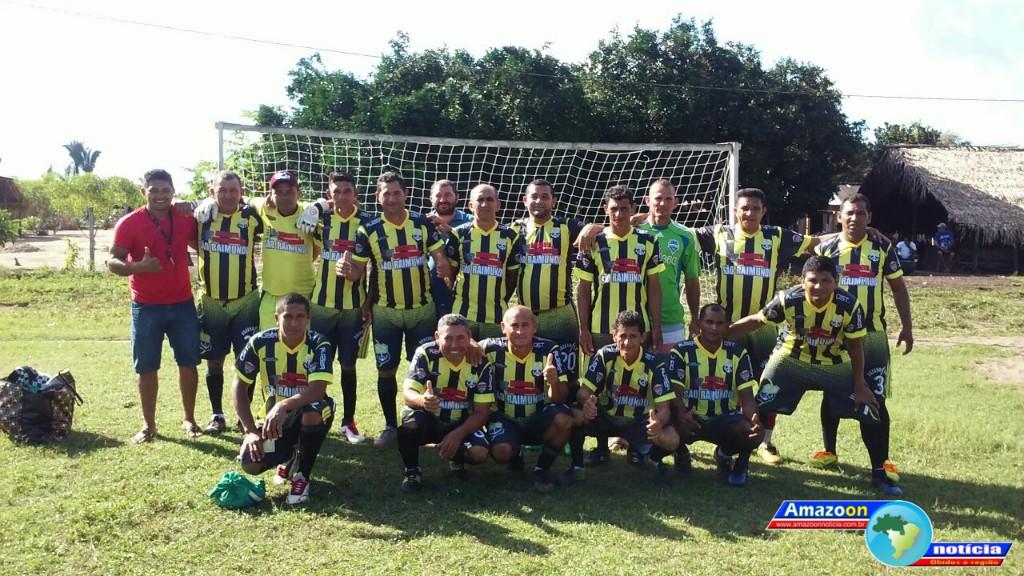 1° copa dos 40 chega a semifinal neste final de semana (23,24) na comunidade Andirobal, em Óbidos.