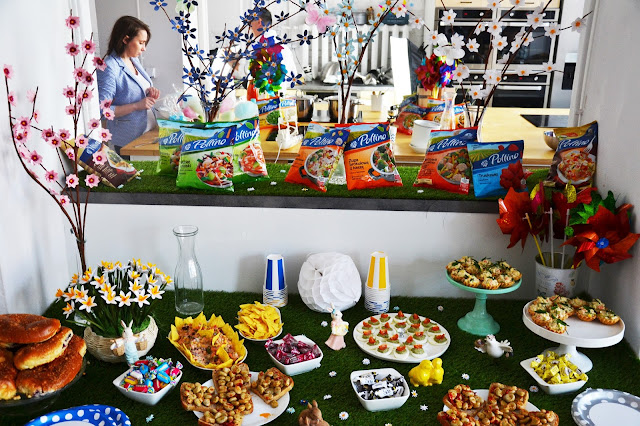 """Wiosenny """"festyn dla blogerów"""" z marką  Poltino"""