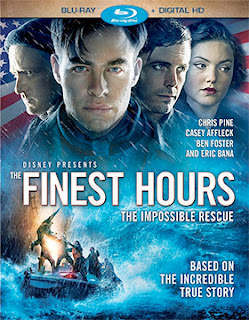 DVD & Blu-ray Release Report, The Finest Hours, Ralph Tribbey