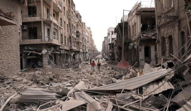 Οι «σωτήρες» της Συρίας… Οκτώ χώρες βομβαρδίζουν τη Συρία για το... καλό της!