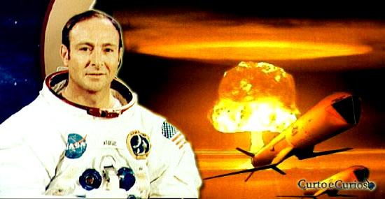 Astronauta que pisou na Lua faz revelação bombástica sobre extraterrestres