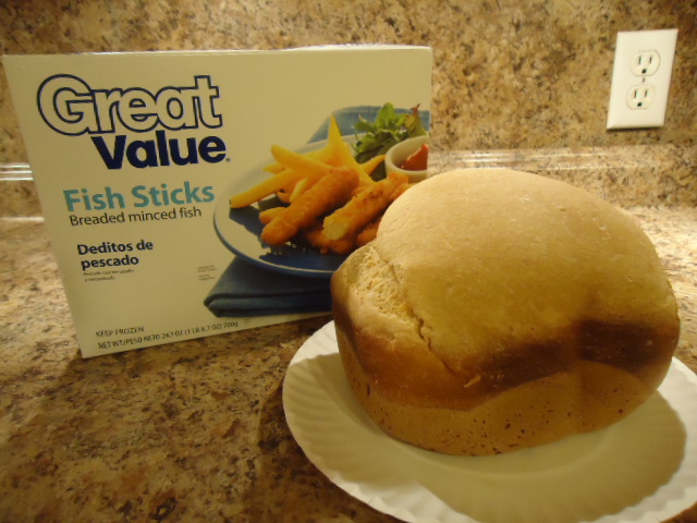 Church House Collection Blog: Fish and Loaves Craft And Snack