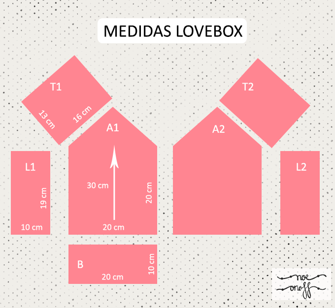 Medidas LoveBox