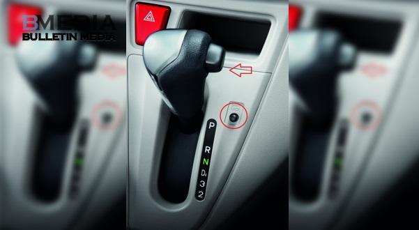 Inilah Fungsi Punat Shift Lock Yang 90% Pemandu TAK TAHU Bagaimana Nak Menggunakannya !!!