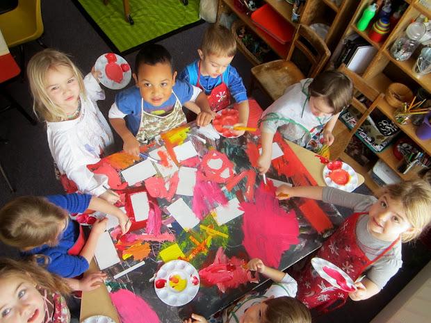 Art And Soul Preschool Lines Show 2014