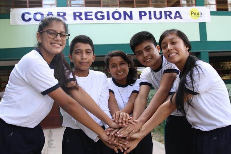 Escolares de UGEL Chulucanas rendirán examen de admisión al COAR 2019