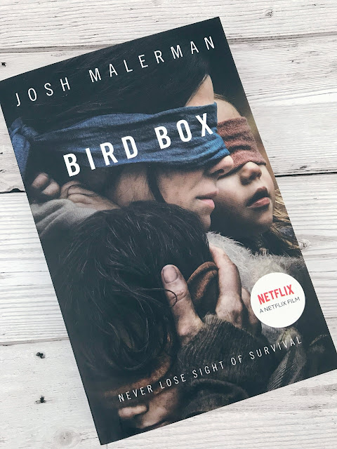 Book cover of Bird Box
