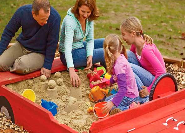 cajas arena, juegos infantiles, actividades infantiles