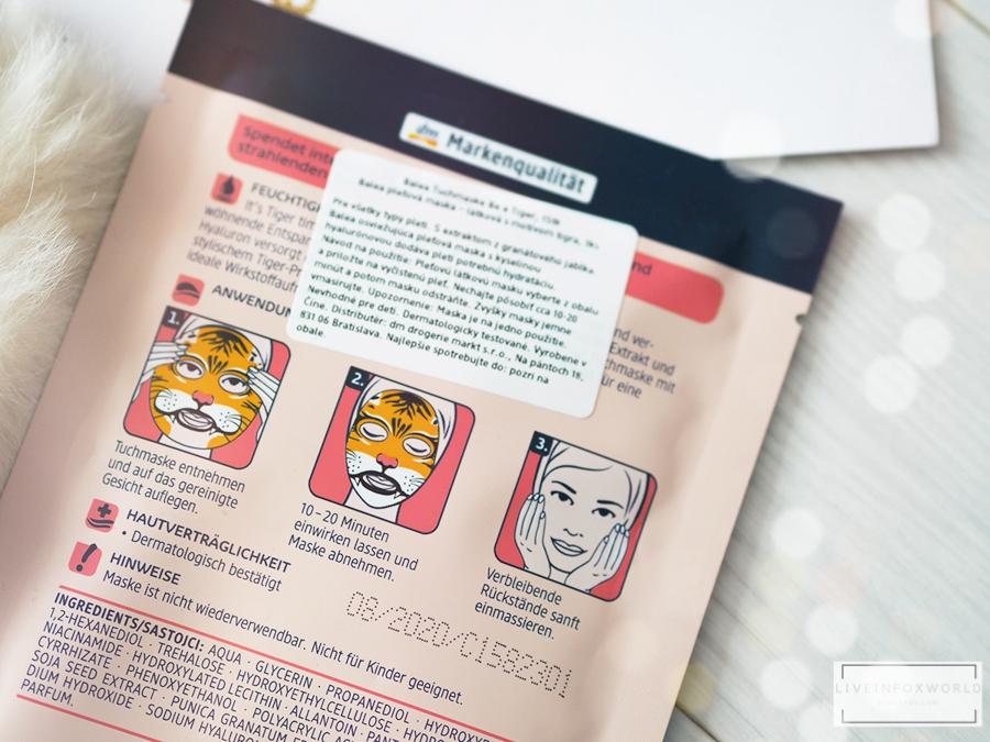 jednorázové látkové masky na tvár