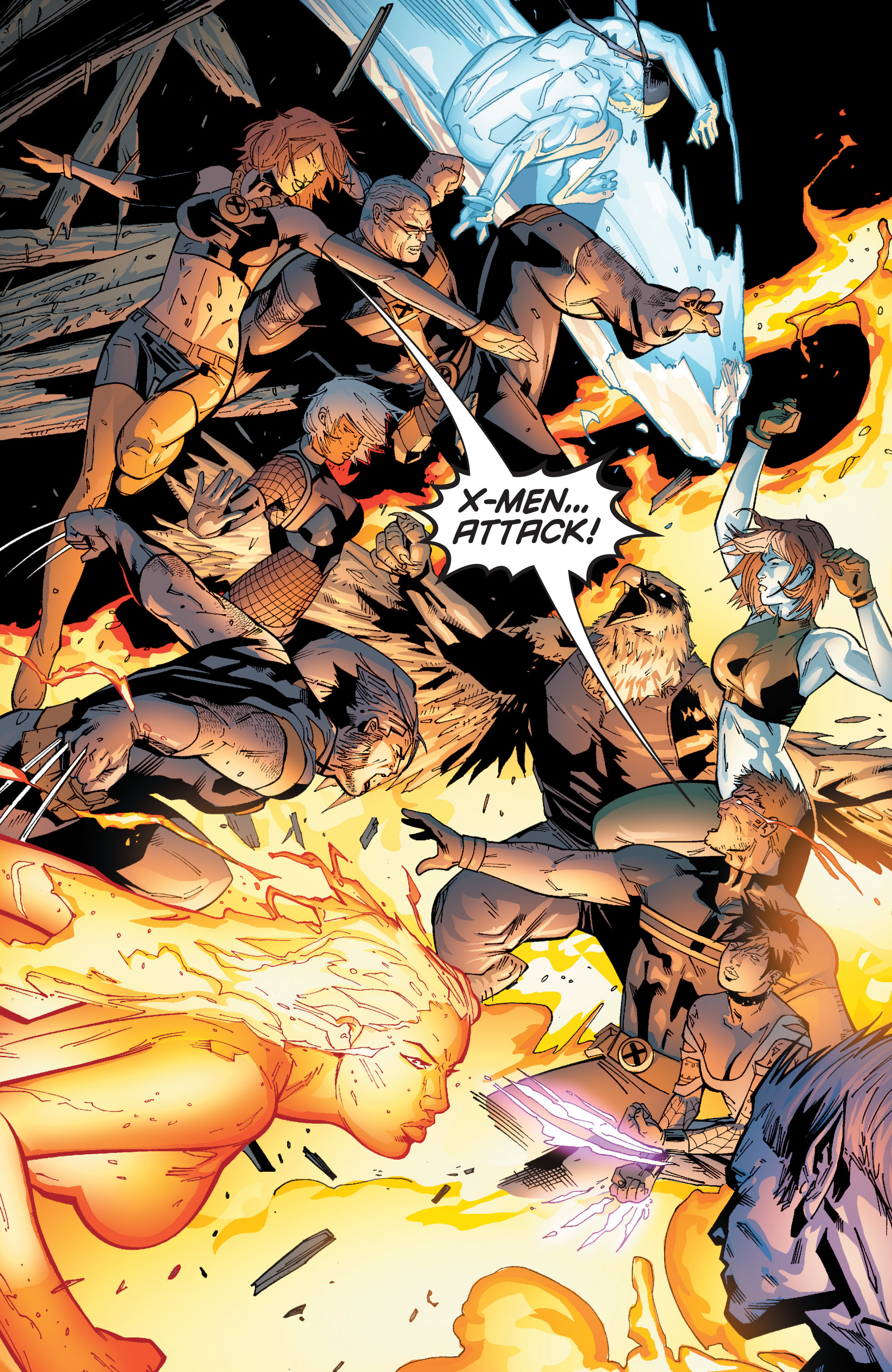 Read online Ultimate X-Men comic -  Issue #96 - 17