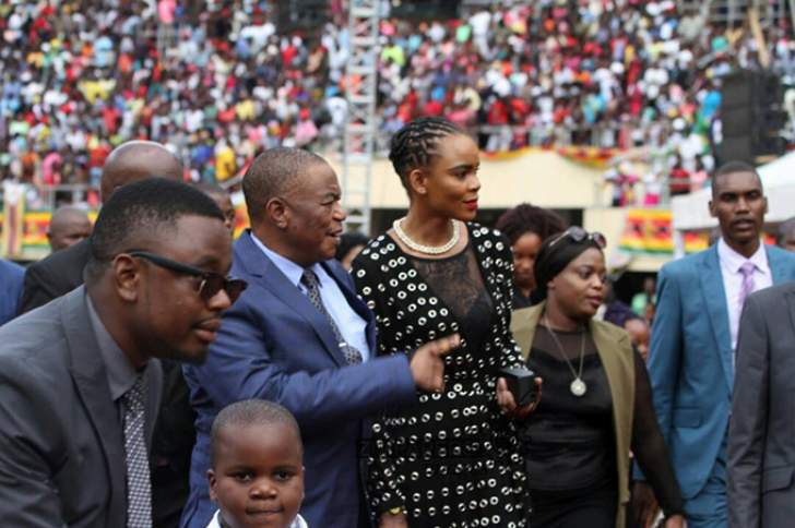 VP Chiwenga Bashed As A 'Dictator' … More Powerful Than ED