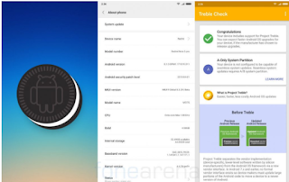 di China yang diluncurkan sebagai Redmi Note  Bebebeginilahlah Cara Install Android 8 Oreo di Xiaomi Note 5 Pro degan Mudah