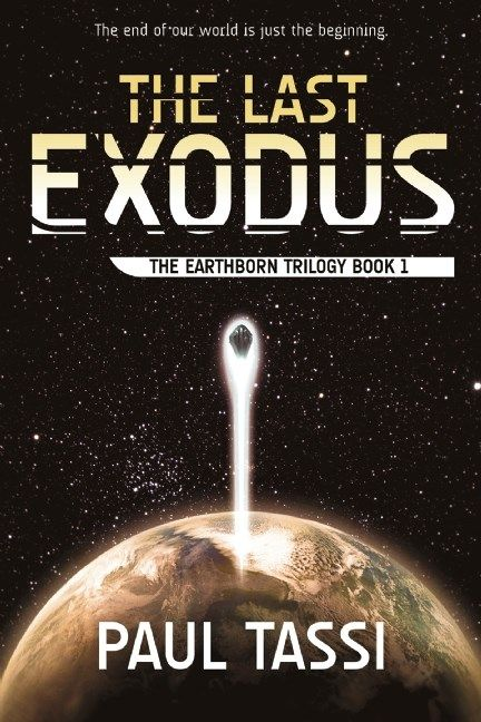 2015 Debut Author Challenge Update - The Last Exodus by Paul Tassi