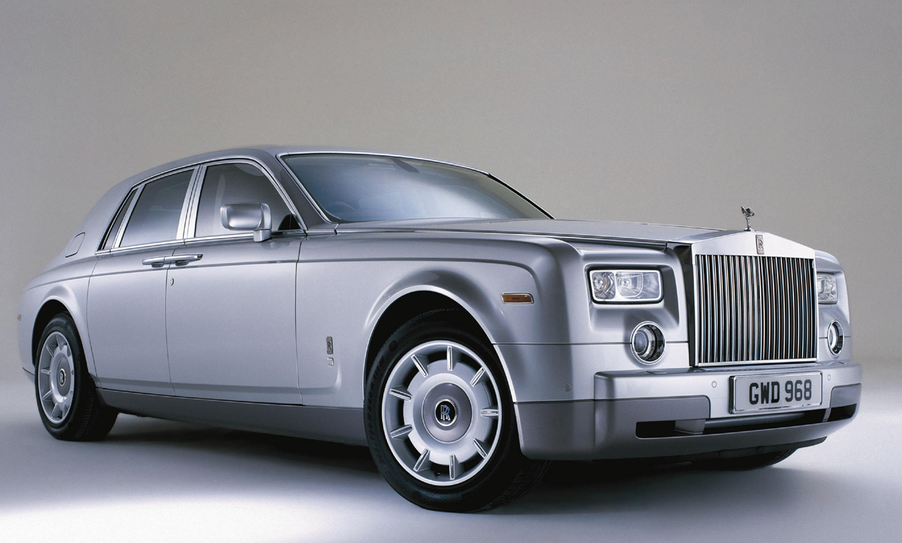 New Cars Son: Rolls Royce