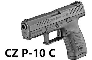 Pistol Semi-Otomatis P-10