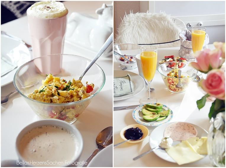 Frühstück Veggie