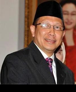 Gambar Menteri Agama Lukman Hakim Saefuddin