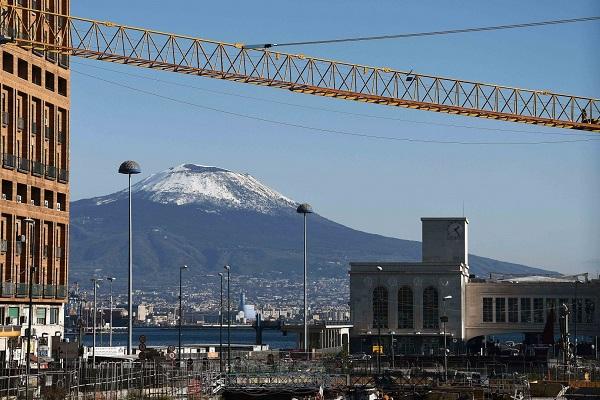 Foto por Claudia Del Giudice - Napoli.