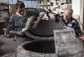 Amphora production for winemaking