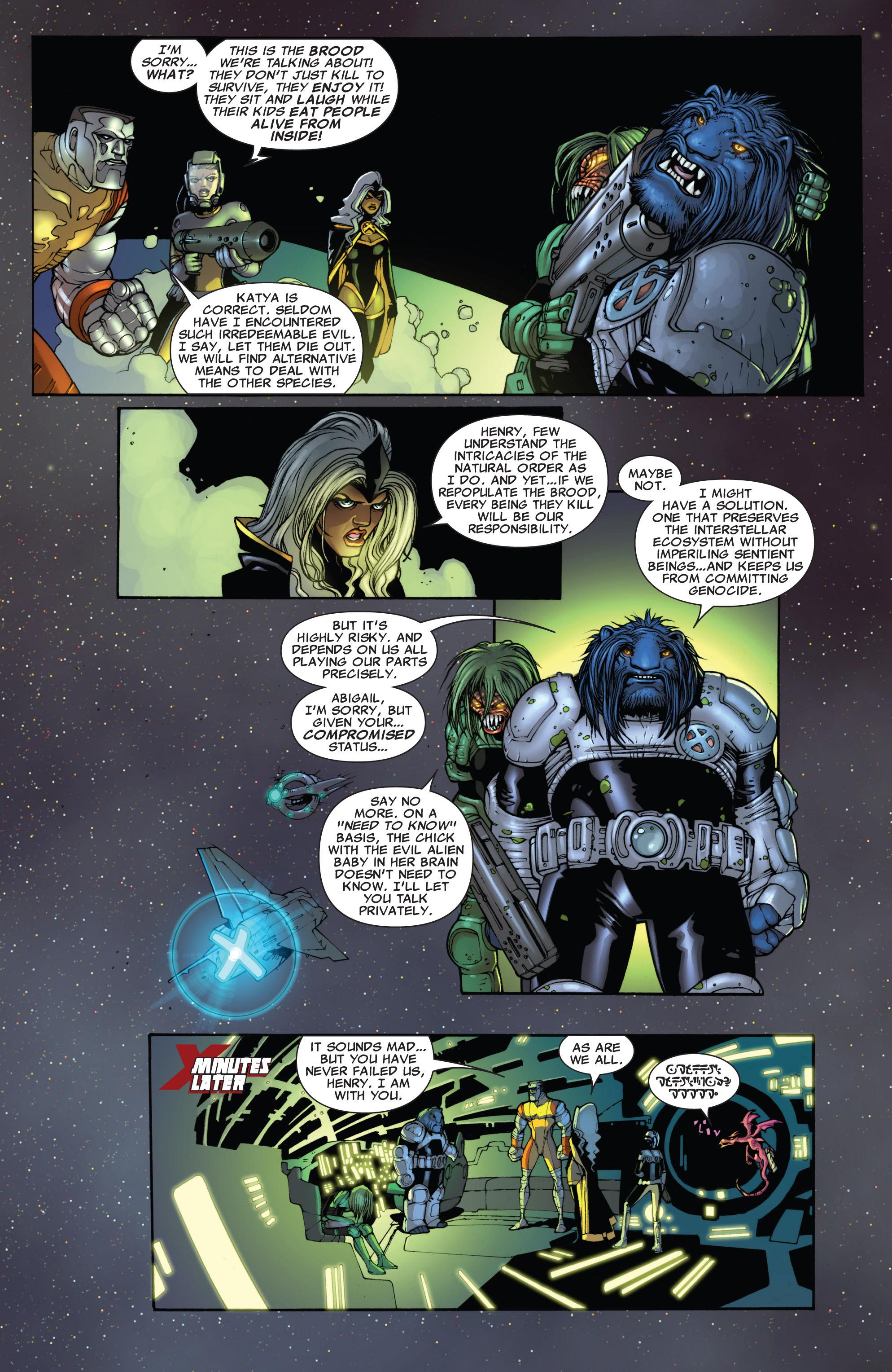 Read online Astonishing X-Men (2004) comic -  Issue #40 - 6
