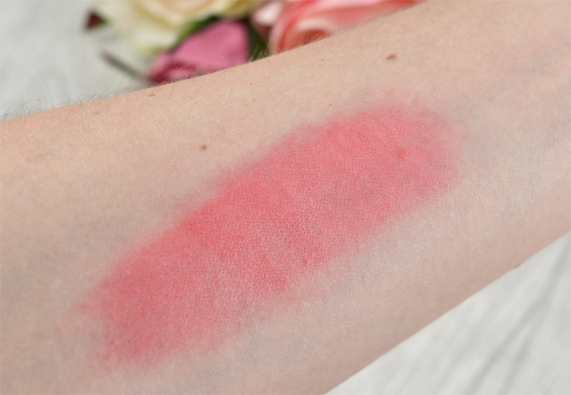 p2 cosmetics - Beauty VOYAGE Limited Edition - beauty mosaic blush swatch