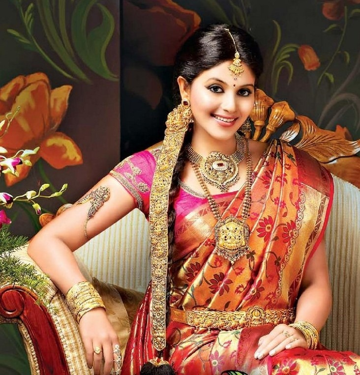 South Indian Bridal Hairstyles Wedding: Products For Glowing Skins: South Indian Bridal Hairstyle