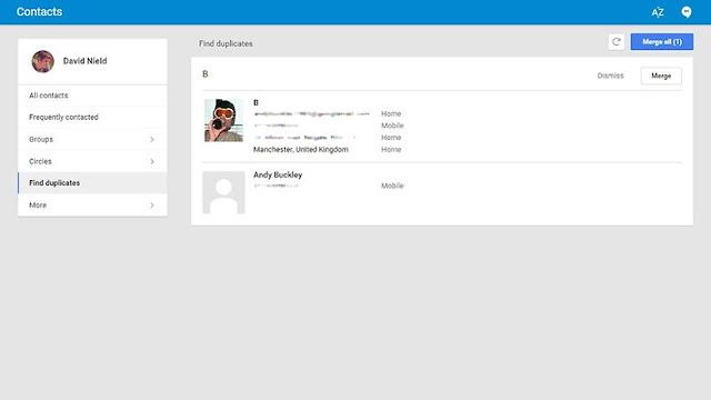 kepoinit duplikat kontak gmail