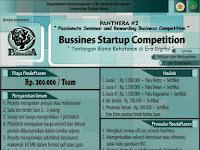 Lomba Startup Nasional 2018 di Universitas Gadjah Mada