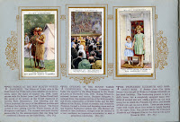 Cigarette Cards: Reign of King George V 1910-1935 34-36