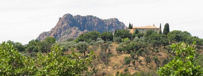 Carmes Déchaux Carmel Province Avignon-Aquitaine saint Désert Roquebrune