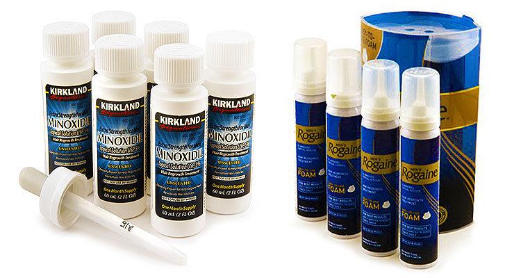 Finasterida ou Minoxidil: Tudo o que Você Precisa Saber