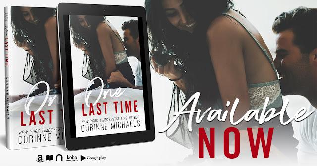 Czytam w oryginale || Corinne Michaels - One Last Time