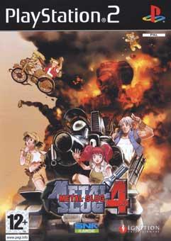 metal slug4 - MetaL Slug 4 PS2