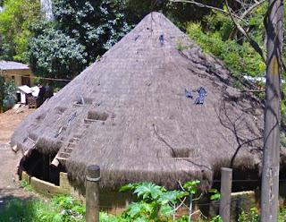 O bairro possui quatro aldeias que, juntas, formam o Território Indígena (TI) Jaraguá Foto: Google Street View