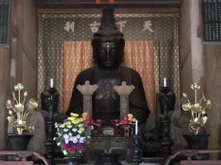寿福寺釈迦