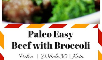 Paleo Beef with Broccoli