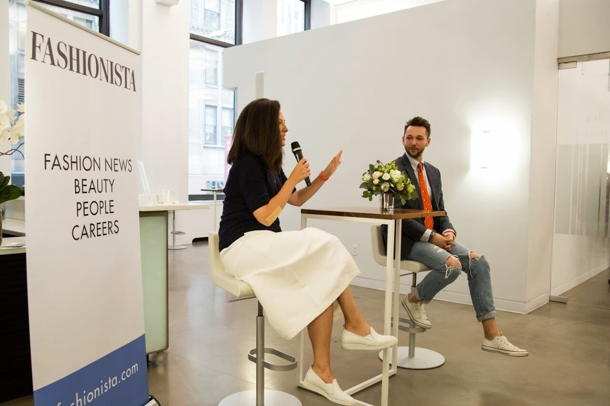 Fashionista x Chris Benz Discussion @ Space 530