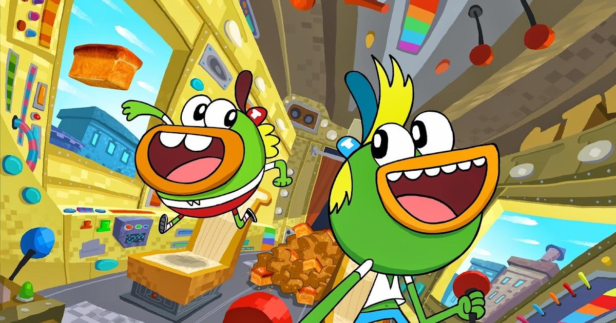 NickALive!: Nickelodeon USA To Premiere Brand-New Episodes ...