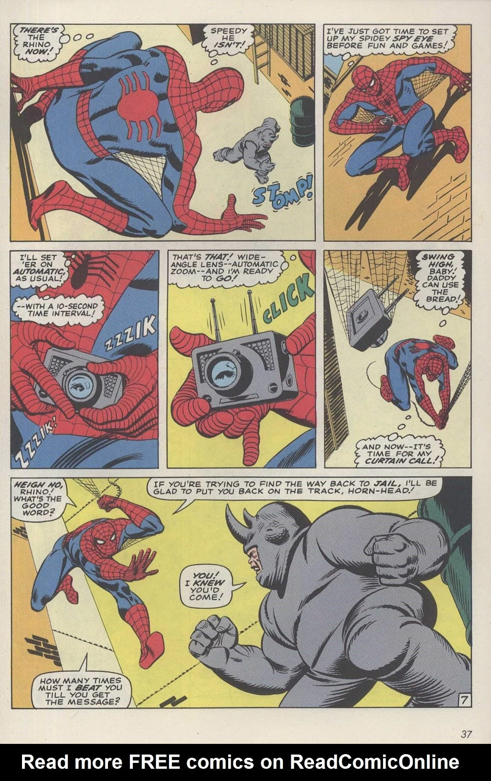 The Amazing Spider-Man (1979) issue TPB - Page 39