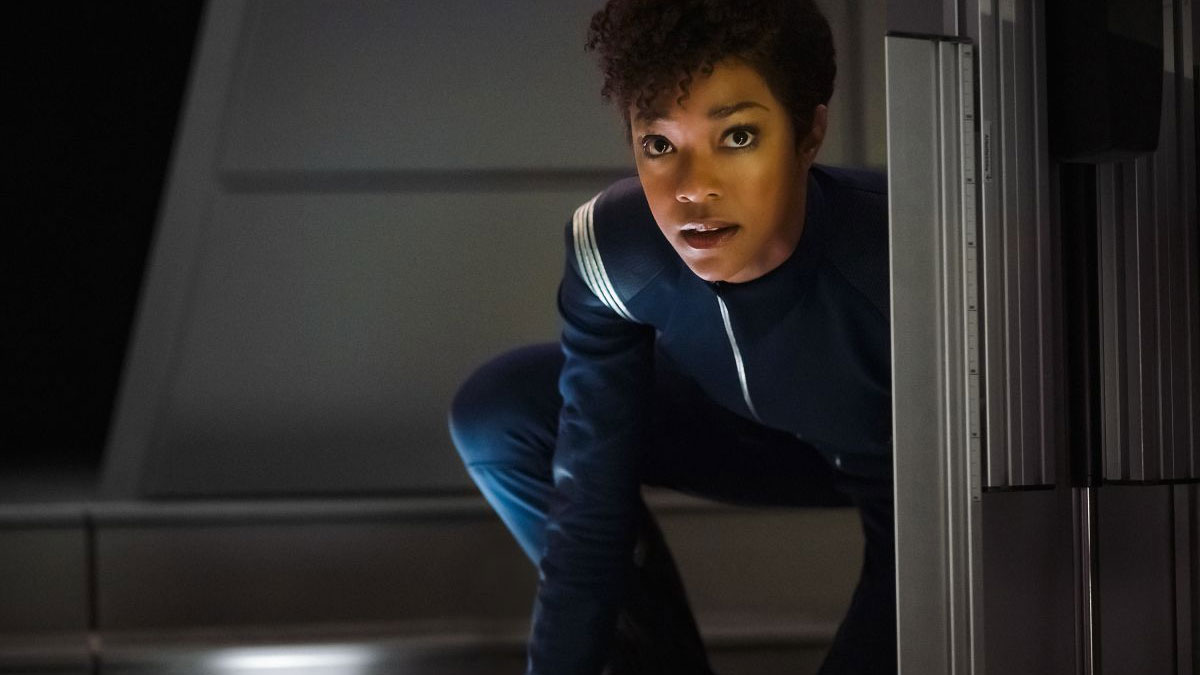 Michael Burnham (Star Trek: Discovery)